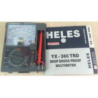 Heles Multi-Tester Tes Meter YX-360 TRD