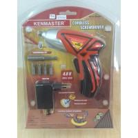 KENMASTER Cordless Screwdriver 1013-105-01