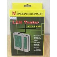 NANKAI LAN tester RJ11 & RJ 45