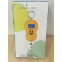 WEIHANG Timbangan Digital Portable - Portable Electronic scale warna hitam