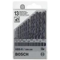 Bosch Set Mata Bor Besi HSS